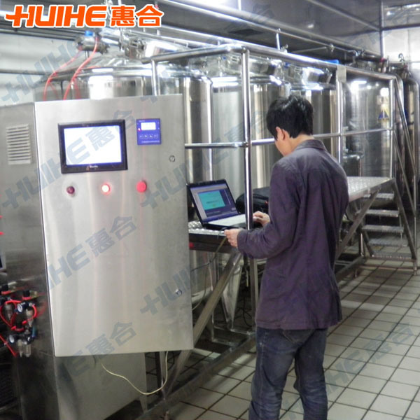 Food Equipment Cleaning System Cip for Cleaning