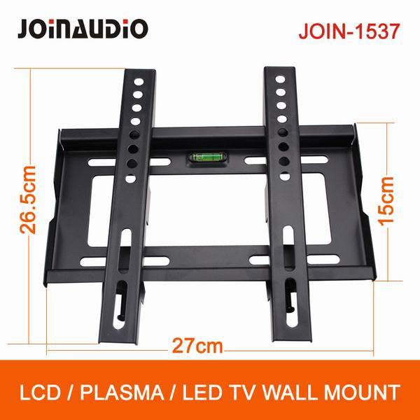 "LED Wall Mount TV Bracket for 15""-42"" TV Monitor Screen (1537)"