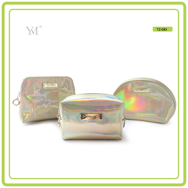 2017 New Product Shiny Fashion Cosmetic Bag