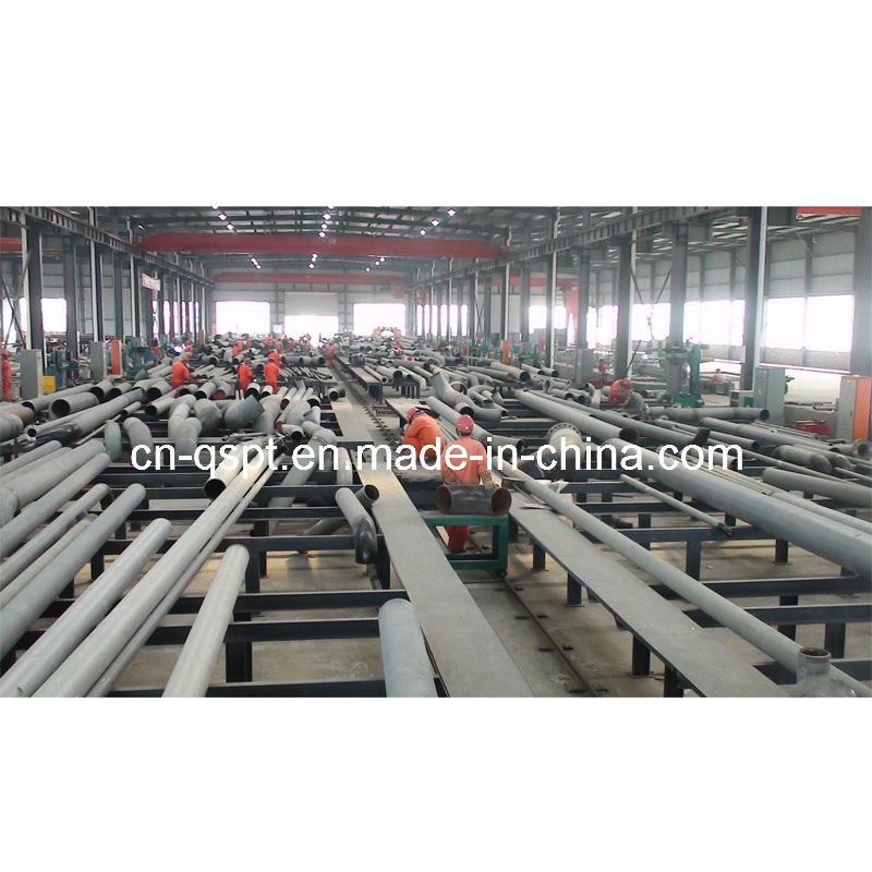 Pipe Prefabrication Line; Pipe Spool Prefabrication Line