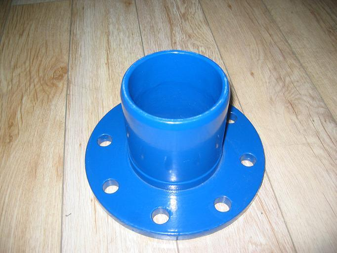 Flange Adaptors for HD-PE Pipes