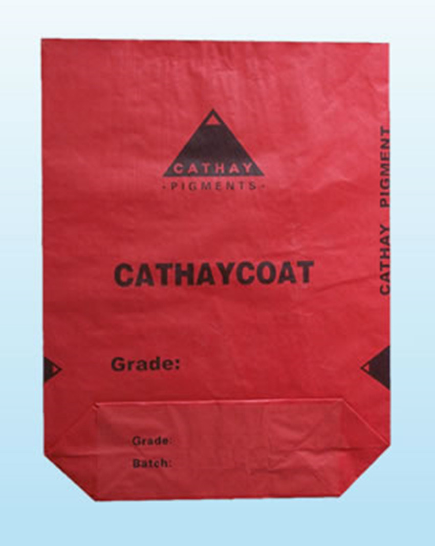Moisture Proof Paper Bag Recyclable Packaging Kraft Flour Milk Powder Bag