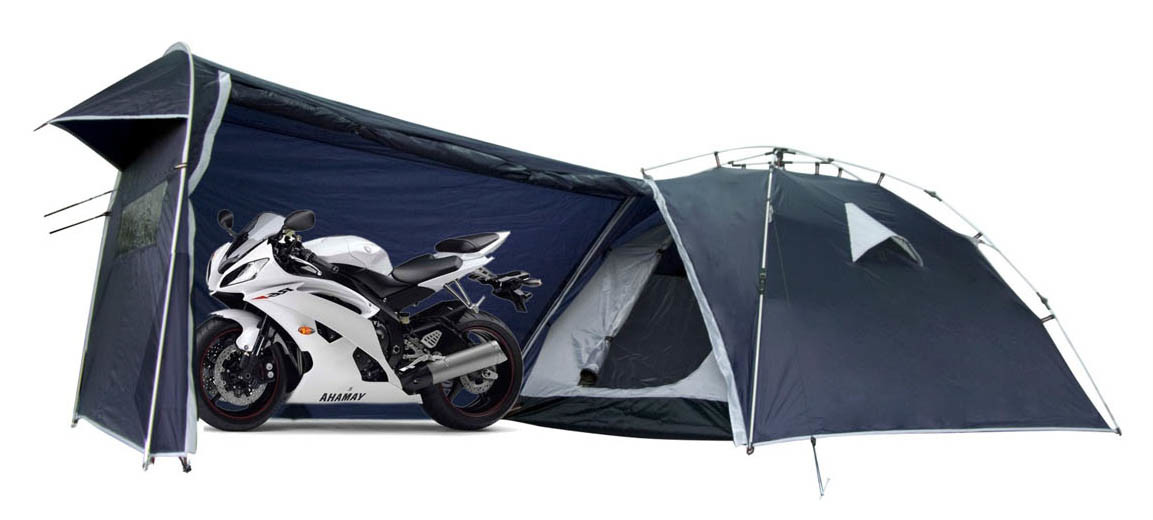 China Instant And Lightweight Camping Motor Bike Tent