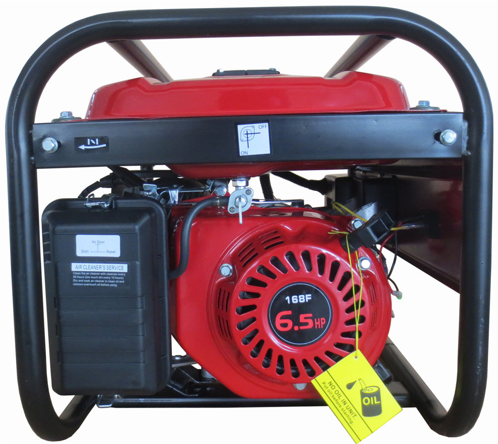 HH2500-A3 Portable Power Gasoline Generator, Home Generator with CE (2KW-2.8KW)