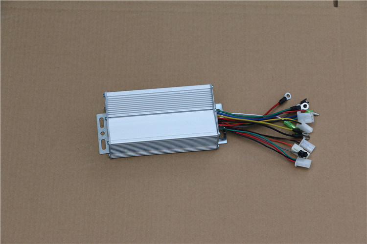 48V 1000W Brushless Motor Controller Tubular Motor Remote Controller