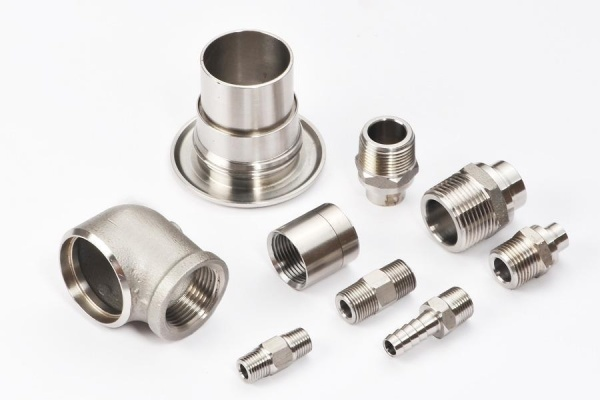 CNC Machined Parts with Excellent Quality