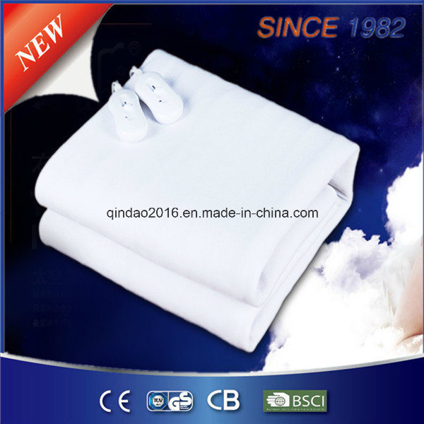 Double Portable Electric Mattress with Ce GS CB RoHS BSCI