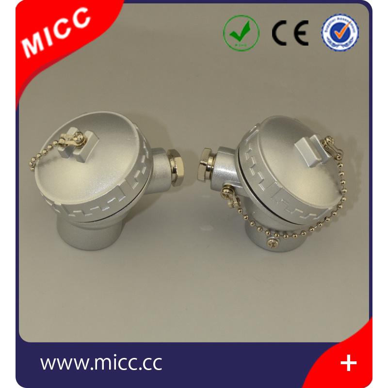 Aluminum Small Thermocouple Heads (KSE)
