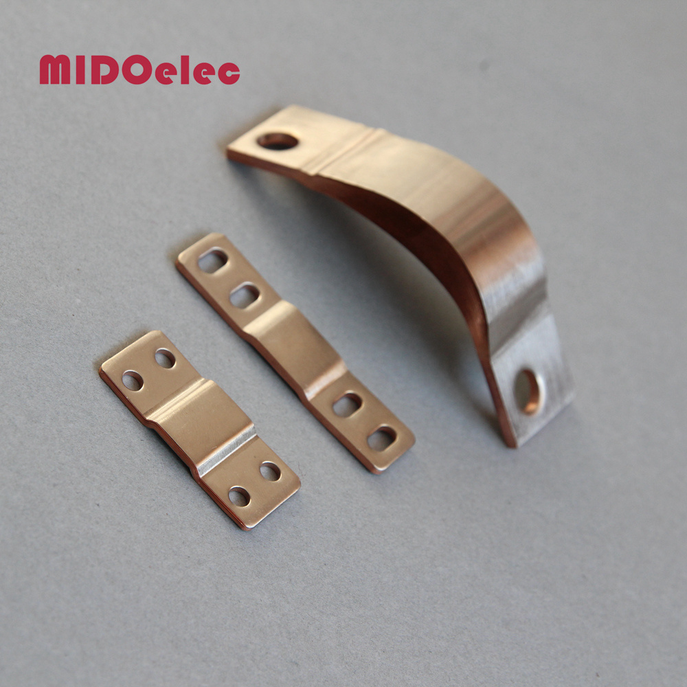 Cable Earthing Connector Copper Tape
