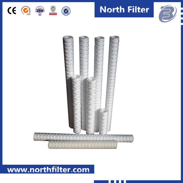High Quality Wire Wound Filter Cartridge for Water Treatment