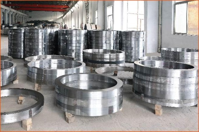 Seamless Rolled Steel Ring (R0010)