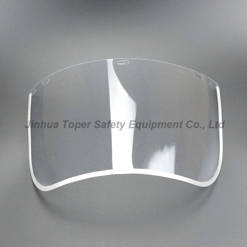 PVC Screen with Aluminium Border PC Visor Face Shield