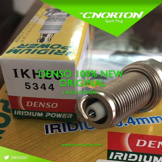 100% Original Blue Iridium Power Spark Plug for Denso Ikh20 Toyota/Nissan/BMW