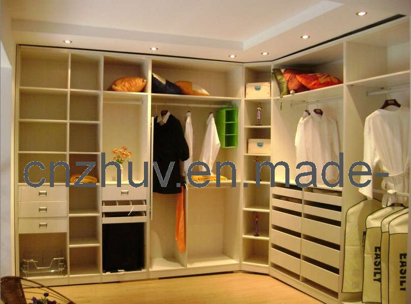 Modern Style for Clothes Cabinet for Bedroom Furniture (WR-11009)