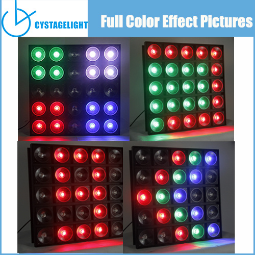 5*5 25 X 30W LED Matrix Light (CY-MATRIX25)