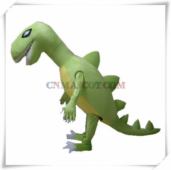 Highest Emulational Dinosaur Mascot Costume From Guangzhou Factory