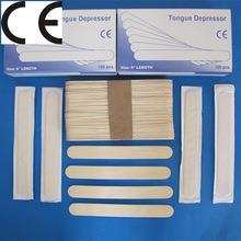 Adult/Children Use Grade a and B Birch Wooden Tongue Depressor