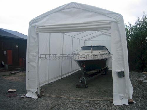 New Design PVC/PE Sun-Proof Boat Shelter (TSU-1333M)