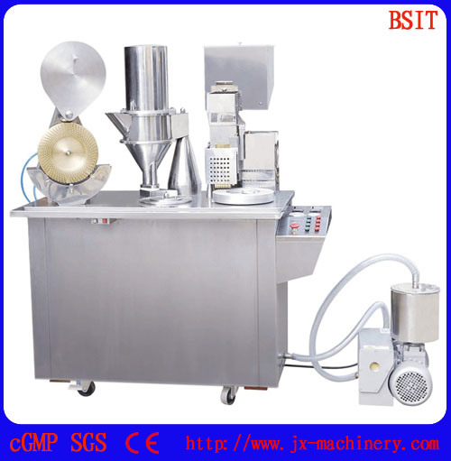 Semi-Automatical Capsule Filling Machine (BST-208D)