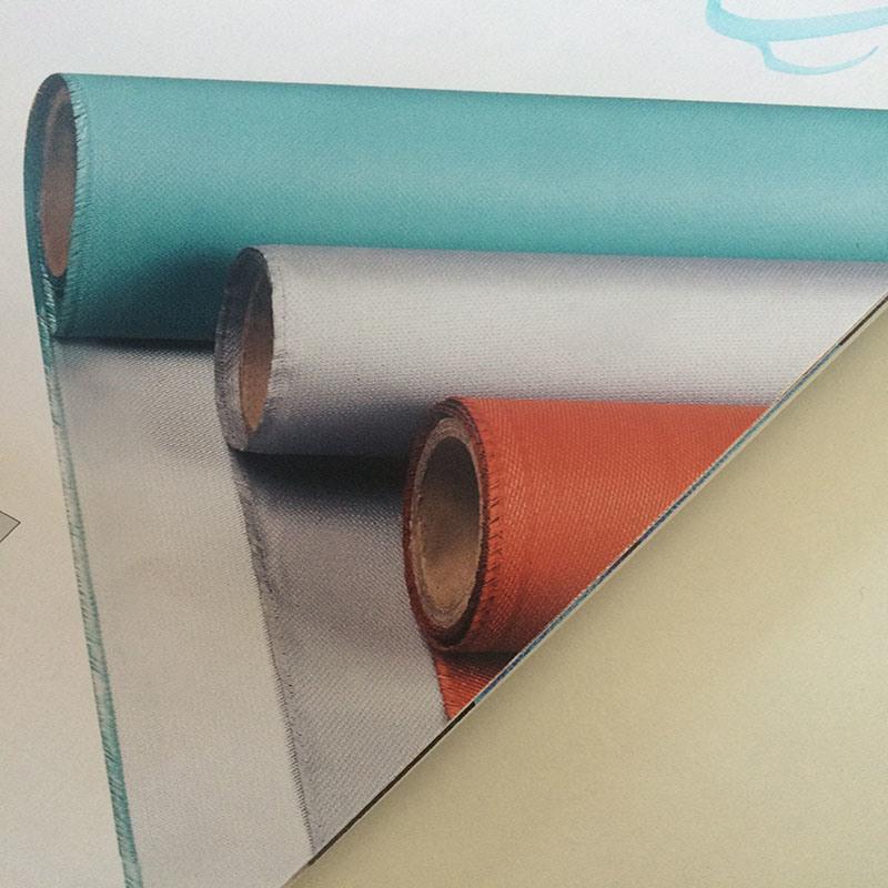 Liquid Silicone Coated Fiberglass Fabrics