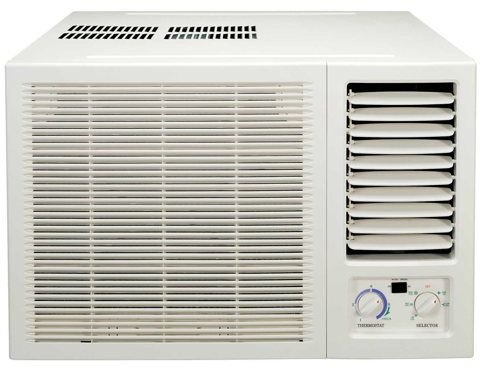 China Window Type Air Conditioner (9000BTU 24000BTU) Photos & Pictures  #50537B