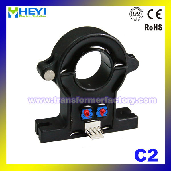 (A-C2 Series) Open Loop Dismountable Hall Effect Current Sensor