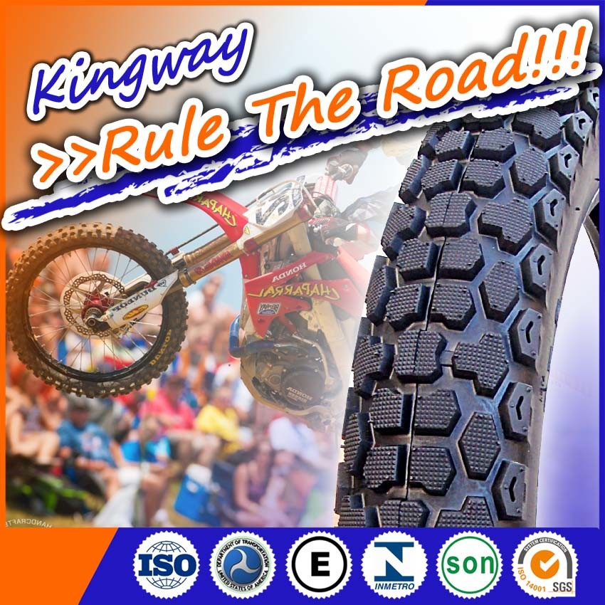 Safety High Performance 3.50-18 Street Racing Motorcycle Tyre
