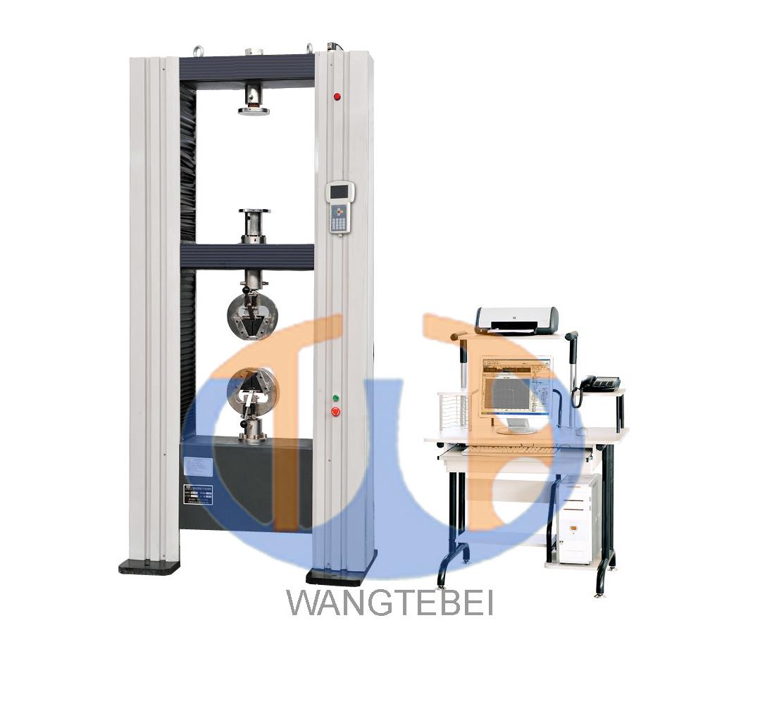 Textile Belt Test / Webbing Tensile Testing Machine