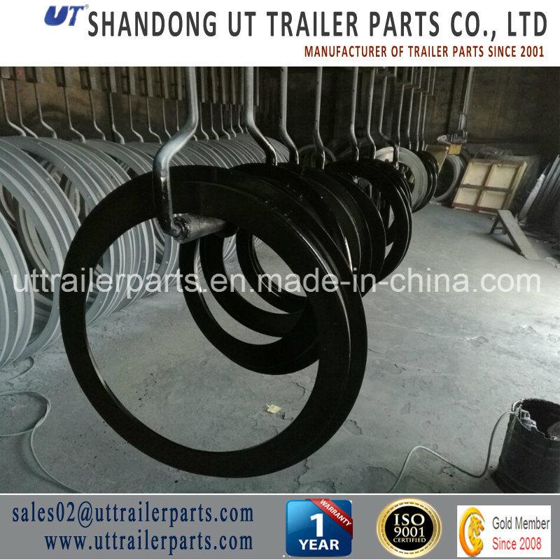 China Turntable/Slewing Ring/Slewing Bearing/Semi Trailer/Turning Table Bearing