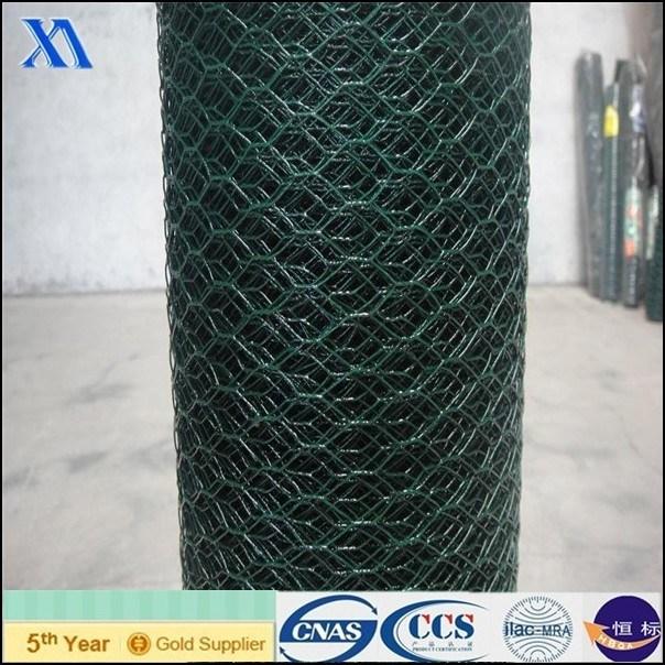 Heavy PVC Coated Hexagonal Wire Mesh