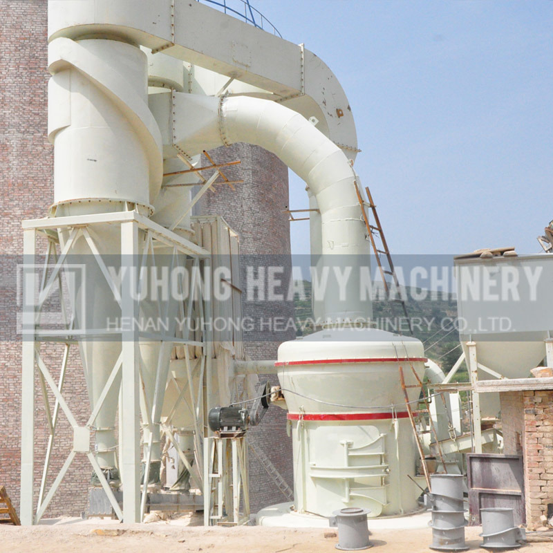 2017 Yuhong Big Capacity Mtw Grinding Mill for Coal Grinding