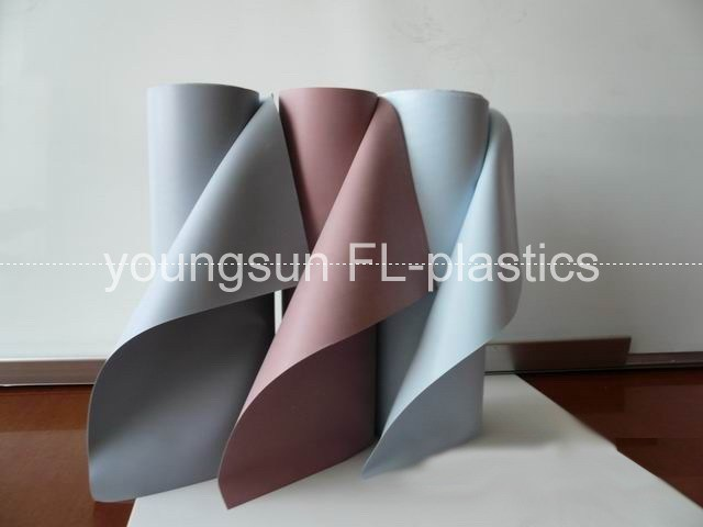 Corrosion Proof Silicone Coated Fiberglass Fabric Fireproof Material