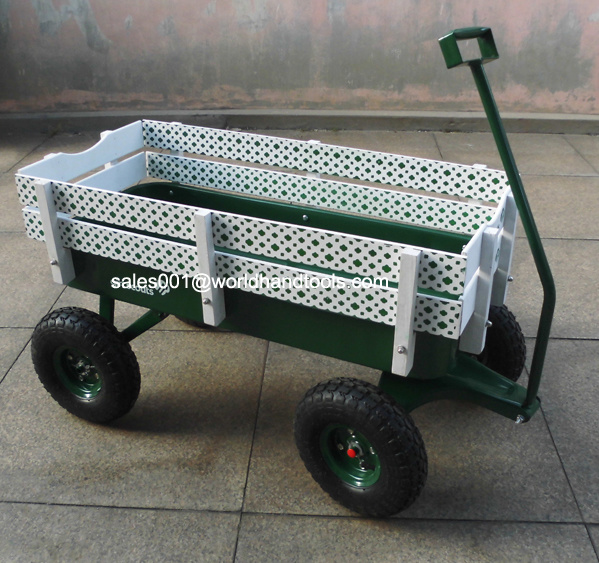 Big Foot All Terrain Pull Cargo Wagon