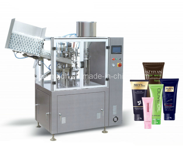 Fully Automatic Tube Filling and Sealing Machine (NF-60A)