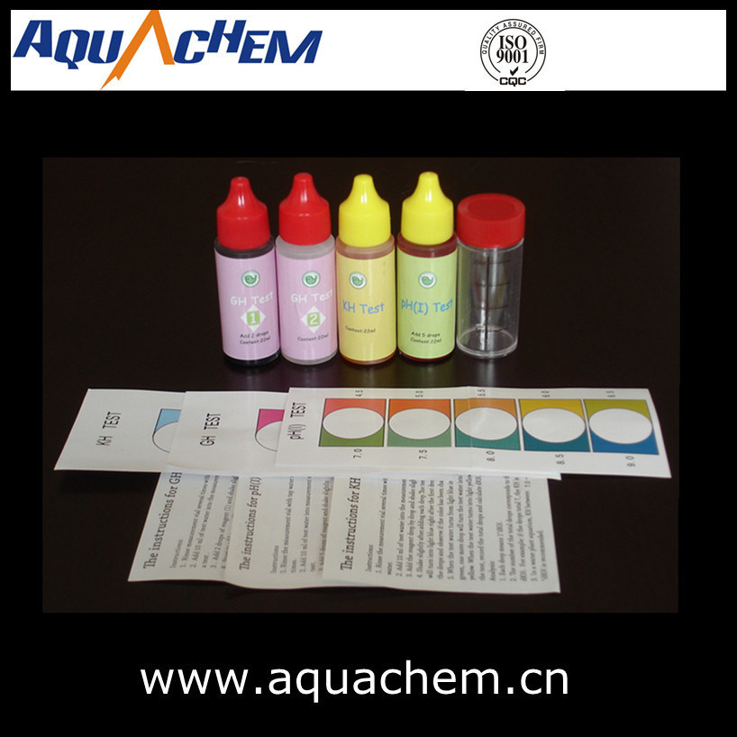 Test Kit for Aquarium and Fish Tank