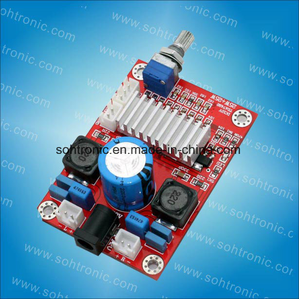 25W+25W Tda7492 DC12V Amplifier Module