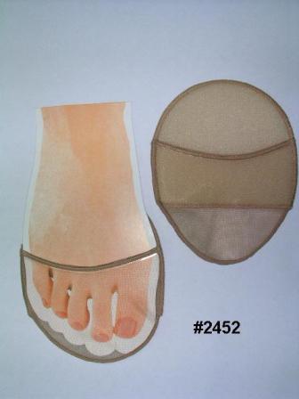 Stocking Toe 21