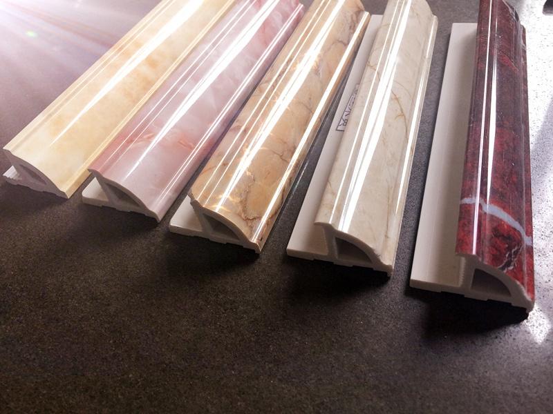 Round Edge Trim for Tile Decoration