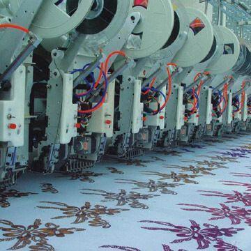 Hye-Mc609+9/500*1000*1200 Mix Chenille Embroidery Machine