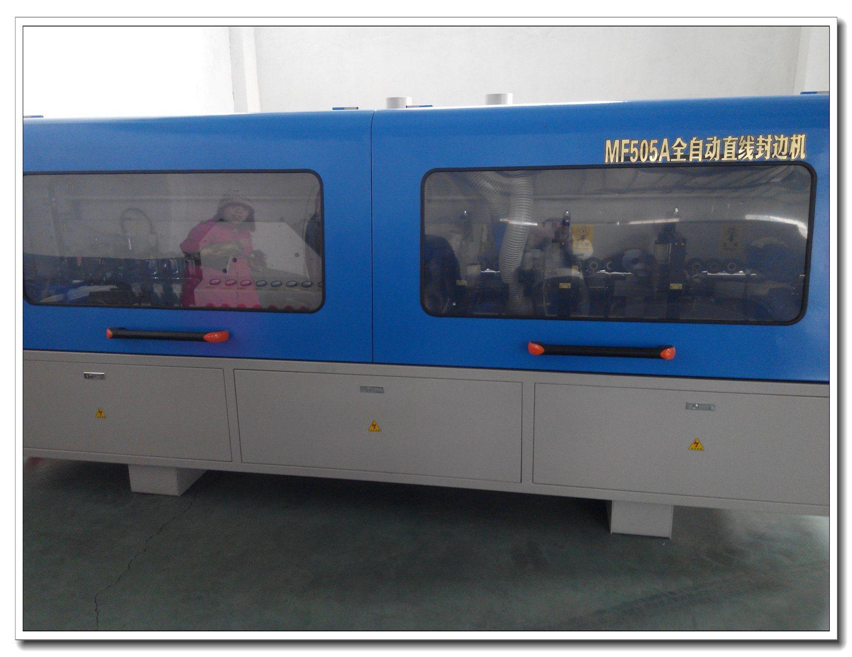 Hxzd486t Automatic Edge Banding Machine /Woodworking Edge Banding Machine