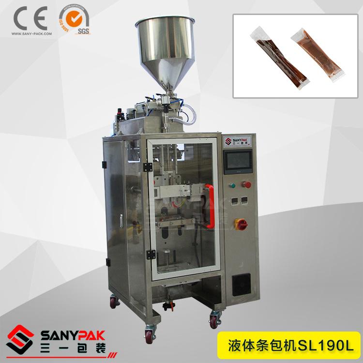 Liquid/Powder/Granule Narrow Pouch/Sachet Stick Making Machine