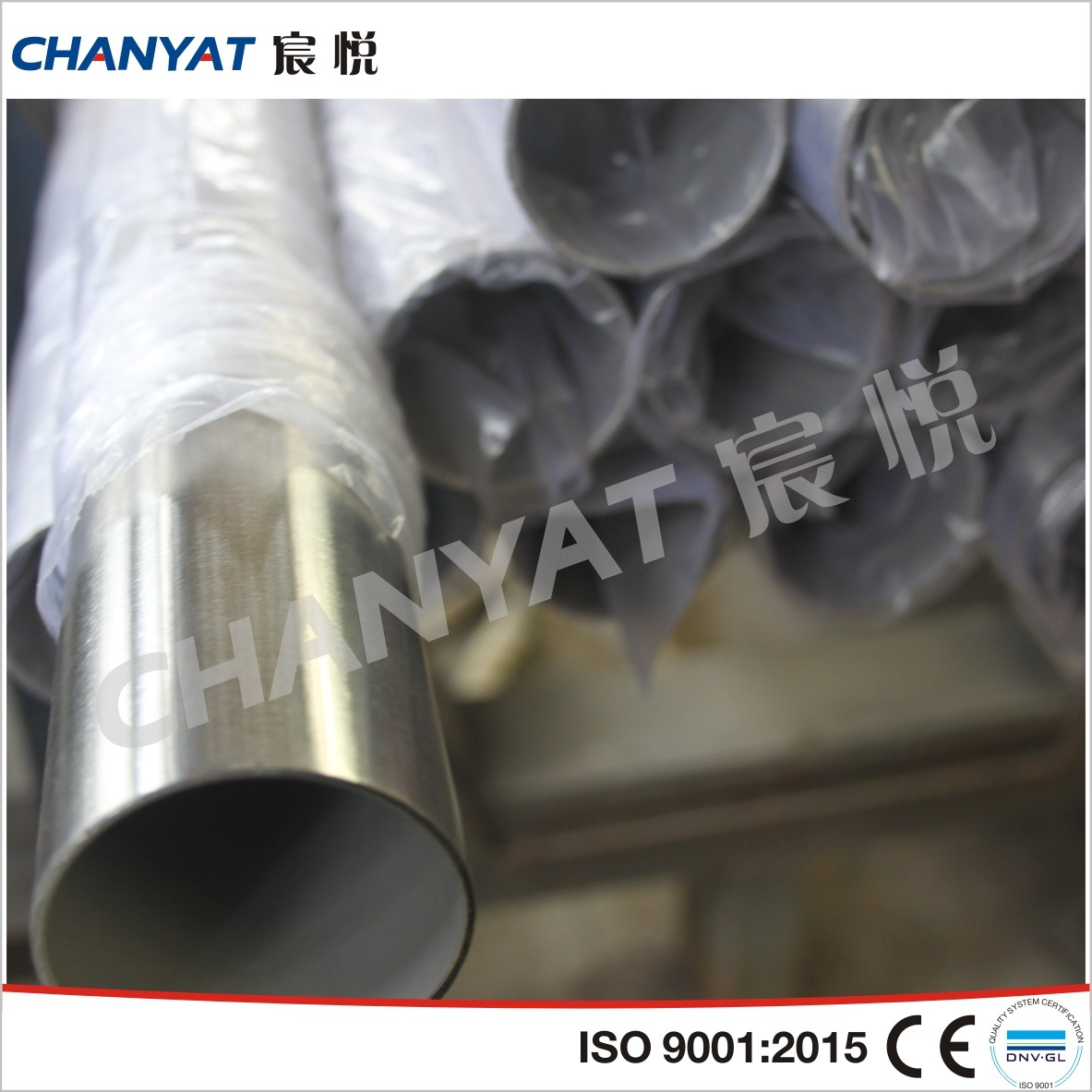 Seamless Nickel Alloy Pipe and Tube (Monel 400, Inconel 600, Incoloy 800, Incoloy 825, Inconel 625, Hastelloy C276)