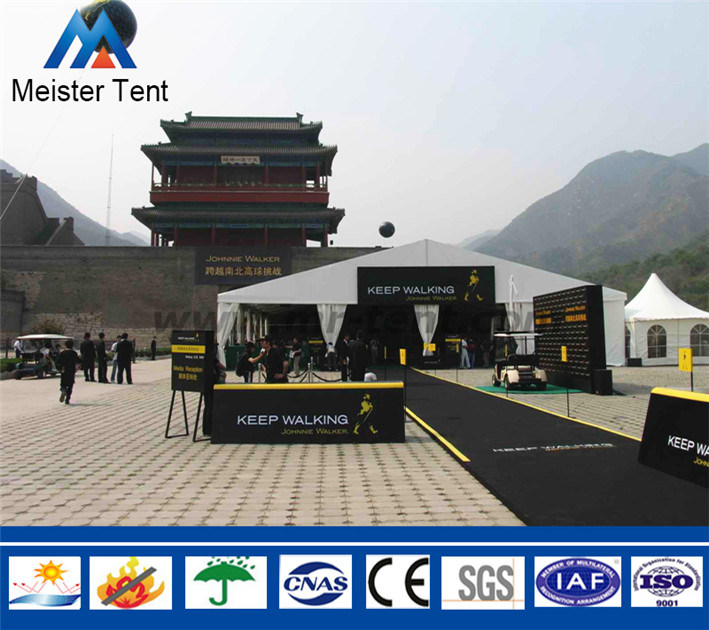 Huge Aluminum Frame Structure Canopy Commercial Event Exhibition Tent