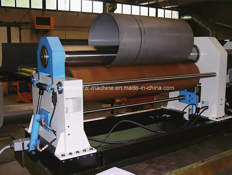 Micromotor Shell Roll Bending Machine (W10 Series)