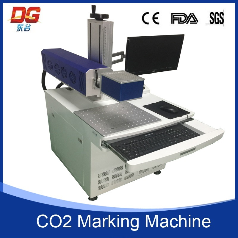 China Cheap High Speed CO2 Laser Marking Machine
