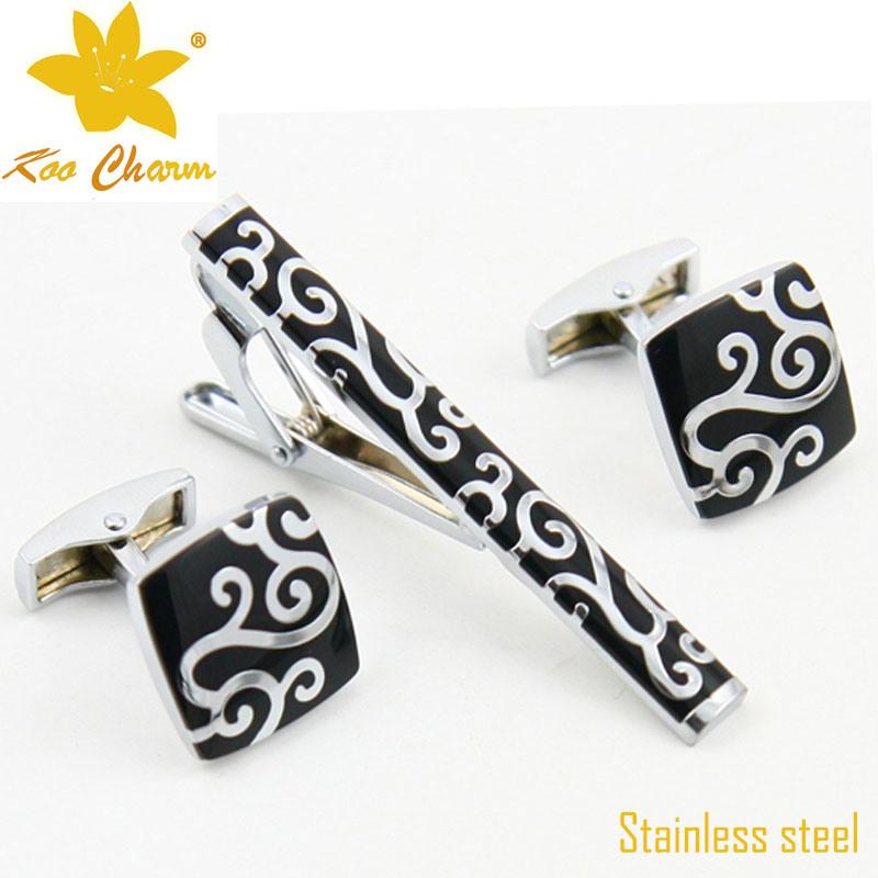 Tieclip-003 Custom Logo Stainless Steel China Ornament Tie Bars