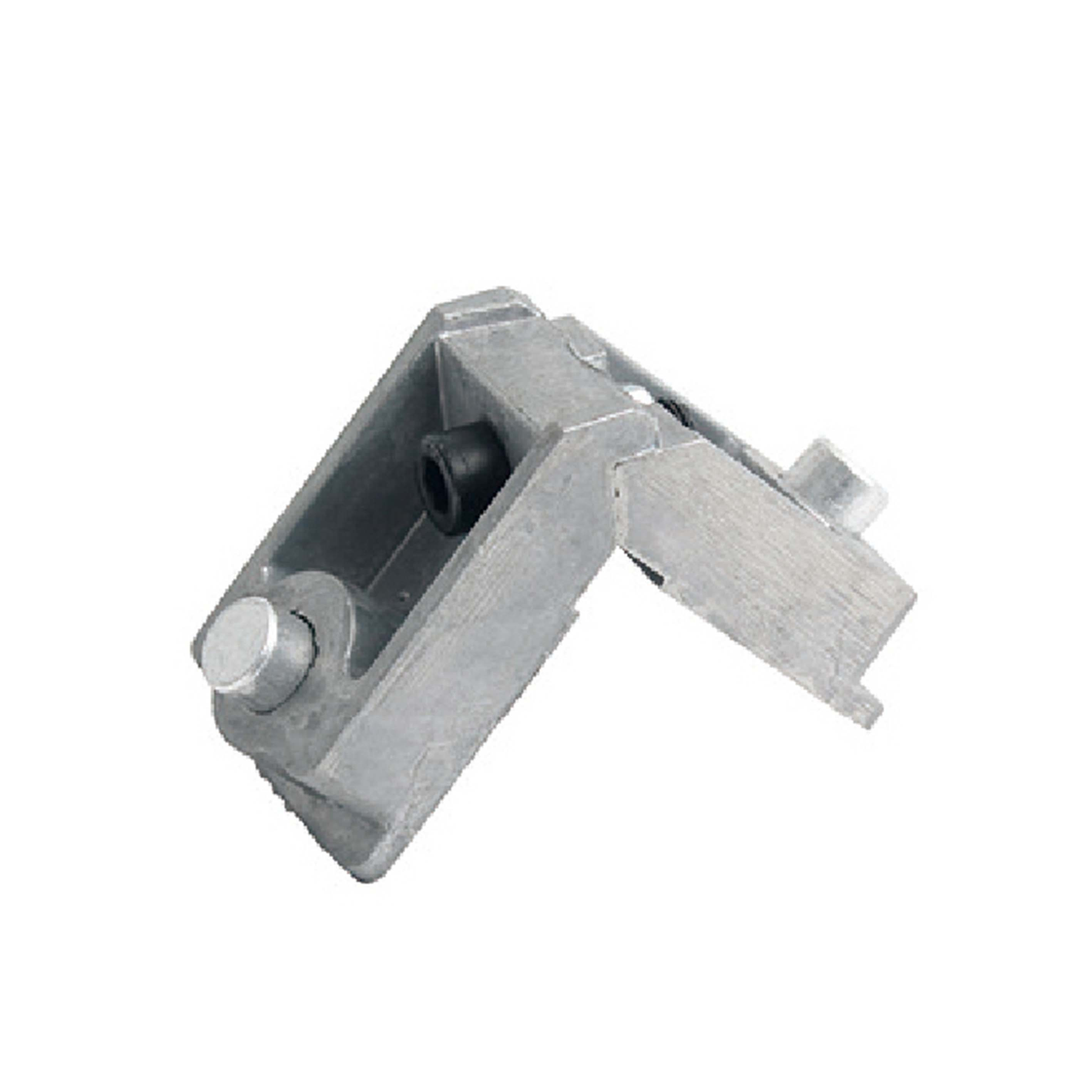 Aluminum Anodized Corner Parts Window Precision Hardware