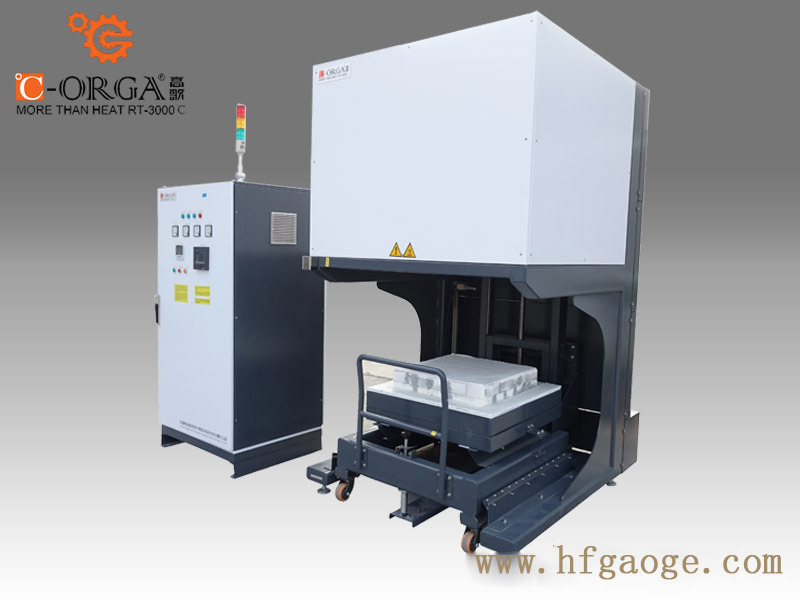 Elevator Furnace for Laboratory (Heat treatment)