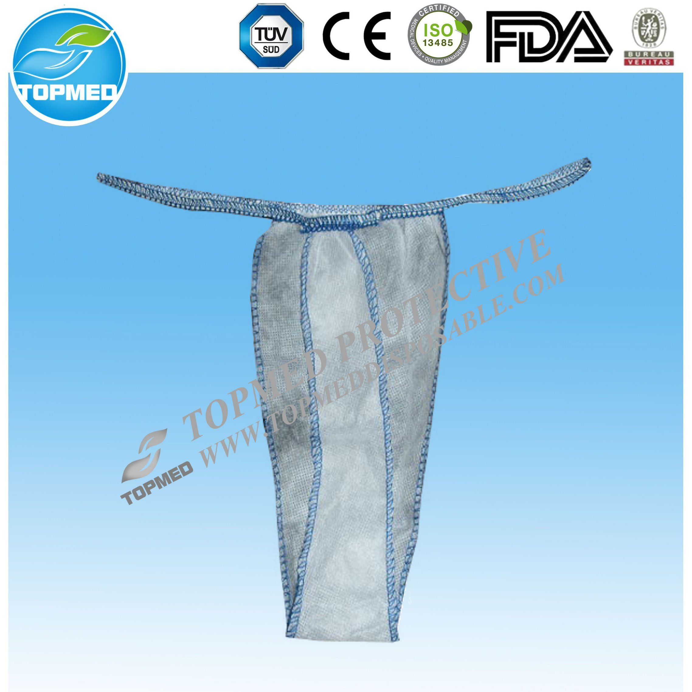 Nonwoven Disposable Underwear (women′s underwear, ladies′ underwear)