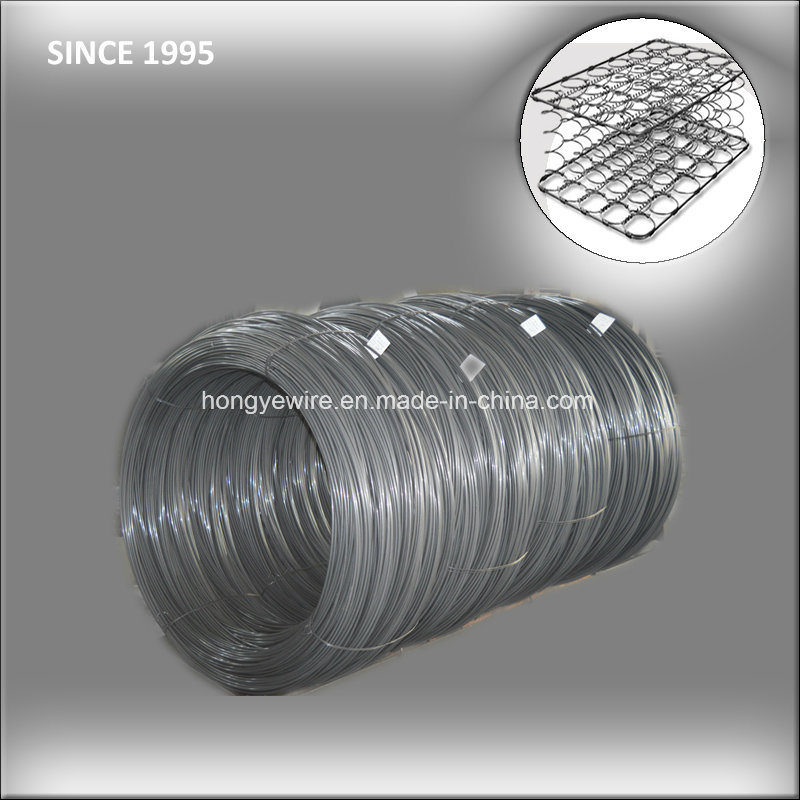 DIN17223 En10270 GB 4357 B C D Mattress Bed Wire